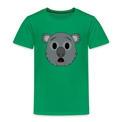 Koala Klay Asombro - Camiseta premium niño