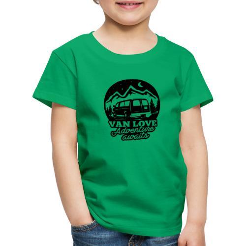 Van Love black - Maglietta Premium per bambini