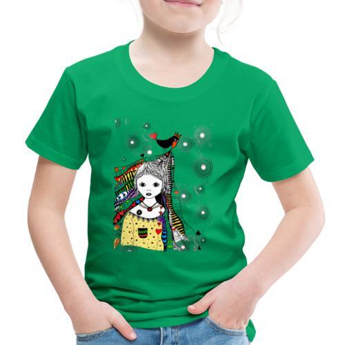 Piep, ich hab dich lieb - Kinder Premium T-Shirt