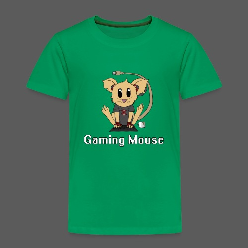 Gaming Mouse - Kinder Premium T-Shirt