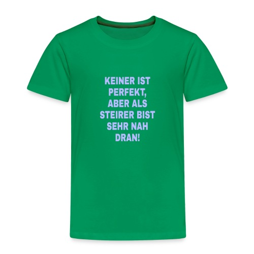 PicsArt 02 25 12 34 09 - Kinder Premium T-Shirt