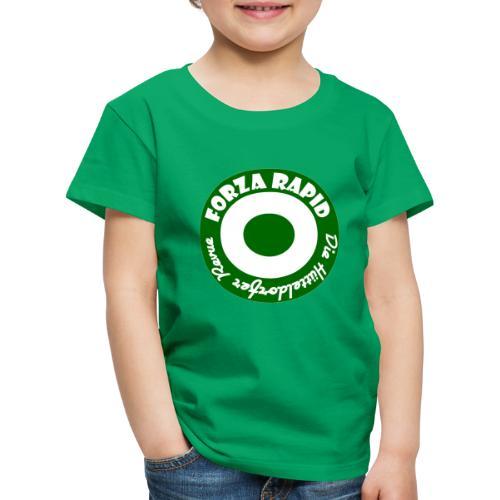 Forza Rapid Logo - Kinder Premium T-Shirt