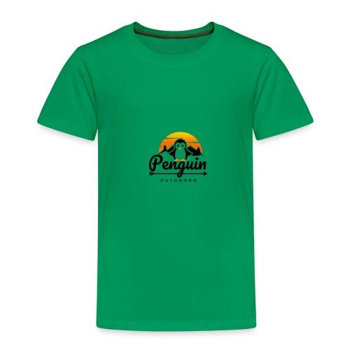 Premium Qualität von Penguin Outdoors - Kinder Premium T-Shirt