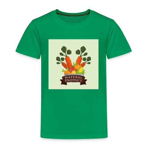 conception aliments biologiques3 - T-shirt Premium Enfant