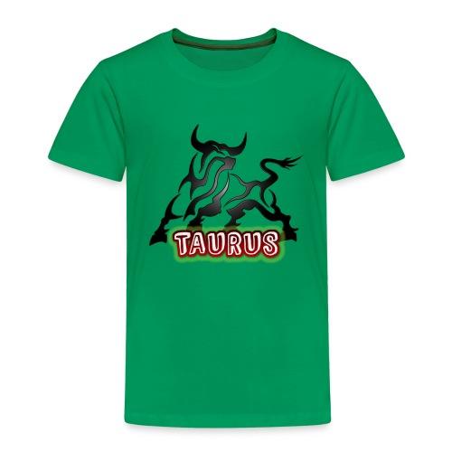 TAURUS - Camiseta premium niño