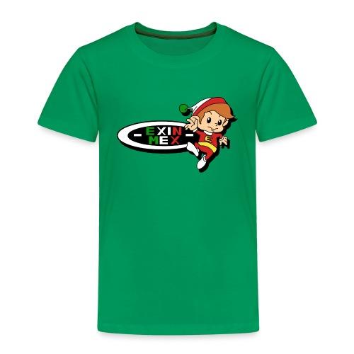 Logo EXIN MEX - Camiseta premium niño