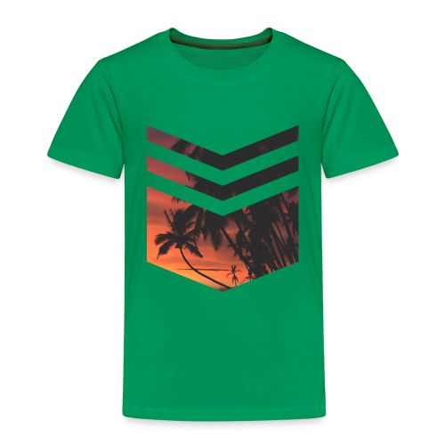Palm Beach - Kinder Premium T-Shirt
