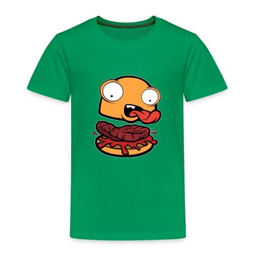 Crazy Burger - Camiseta premium niño