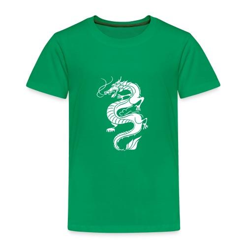 Dragone - Maglietta Premium per bambini