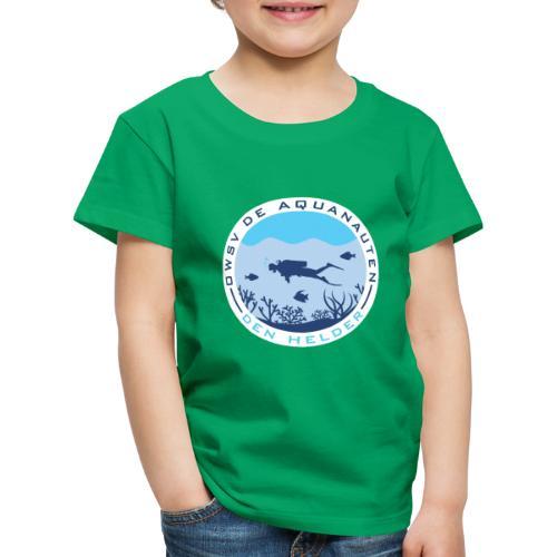 Logo OWSV de Aquanauten - Kinderen Premium T-shirt