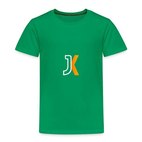 Logo JaKKzy - Maglietta Premium per bambini
