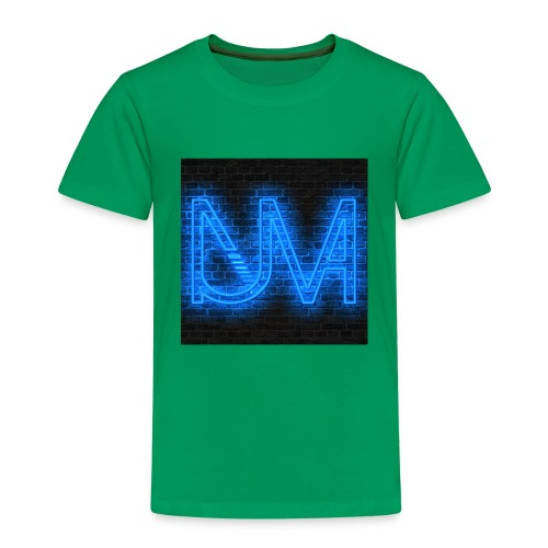 NUMA Neon - Kinder Premium T-Shirt