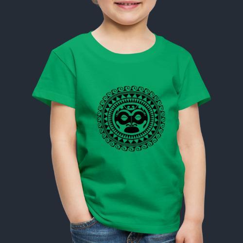 Maori Tattoo T-Shirt - Kinder Premium T-Shirt