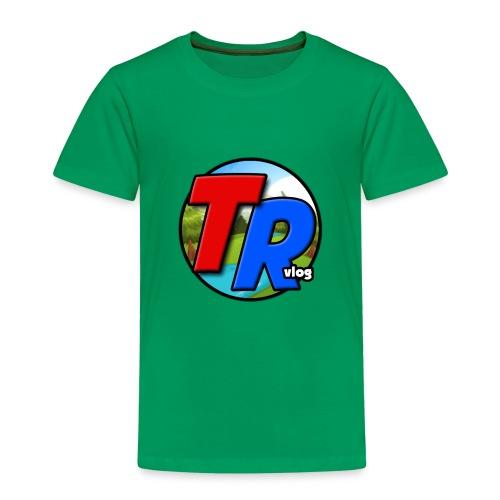 Track Rural Logo - Camiseta premium niño