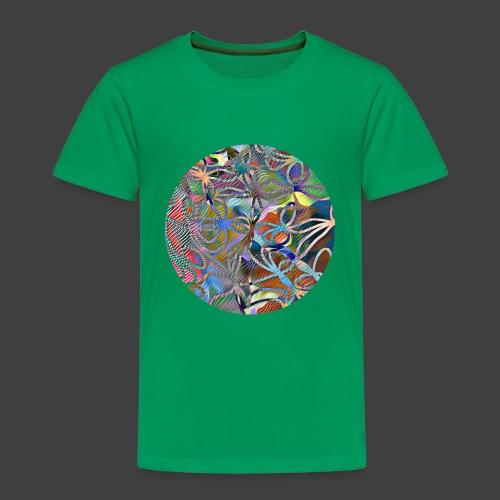 The joy of living - Premium-T-shirt barn