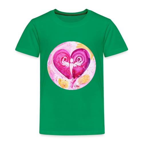 Engel des LiebesGlücks - Kinder Premium T-Shirt