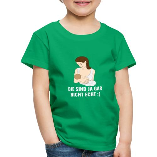 FAKE TITS - Kinder Premium T-Shirt