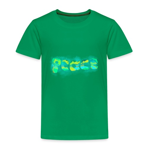 Peace - Kinder Premium T-Shirt