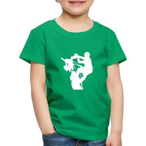 Baumpfleger Arborist - Kinder Premium T-Shirt
