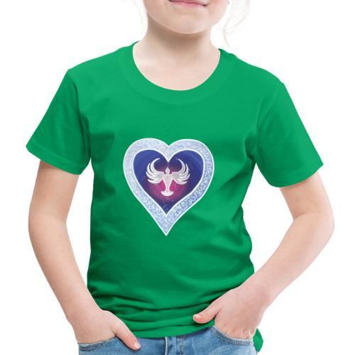 HerzEnergie Frieden - Sonja Ariel von Staden - Kinder Premium T-Shirt