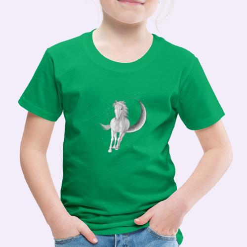 Sternenpferd cover - Kinder Premium T-Shirt