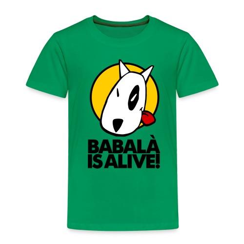 babala - Camiseta premium niño