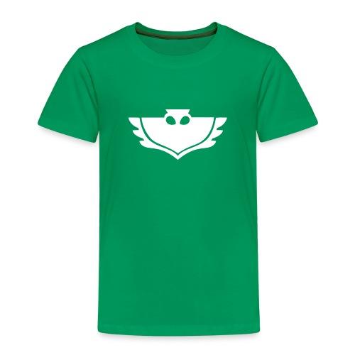 Pj masks Owlette logo - Kids' Premium T-Shirt