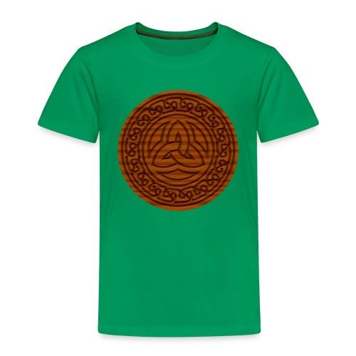 Triquetra Celtic Knot - Kids' Premium T-Shirt