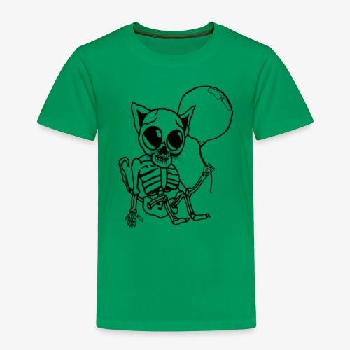 cat - Camiseta premium niño