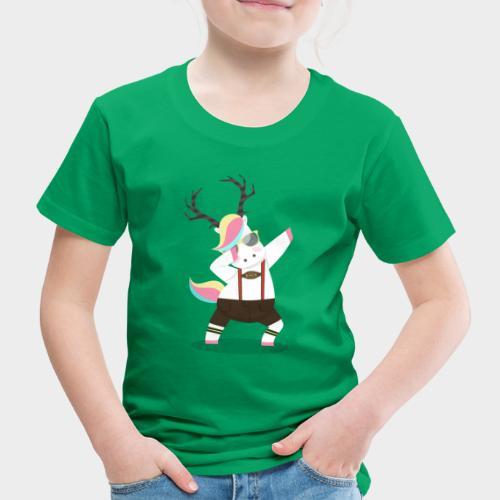 #WiesnCorn - Kinder Premium T-Shirt