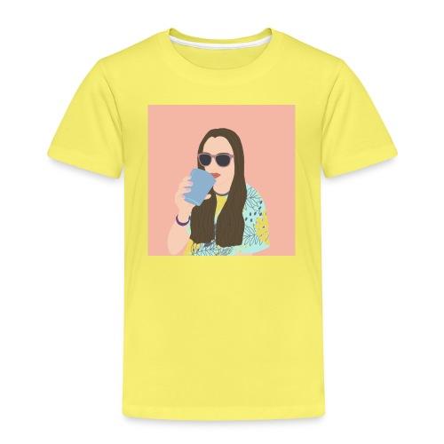 Gaia - Maglietta Premium per bambini
