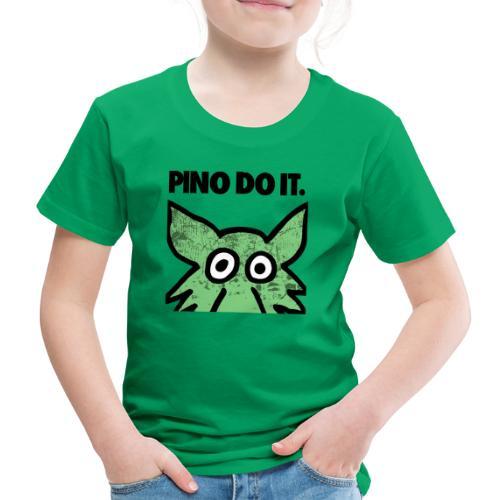 PINO DO IT - Maglietta Premium per bambini