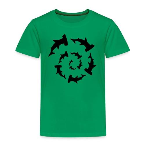 rekiny 3 - Kids' Premium T-Shirt