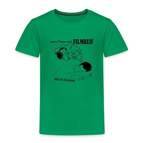 Narkolepsie Filmreif - Kinder Premium T-Shirt