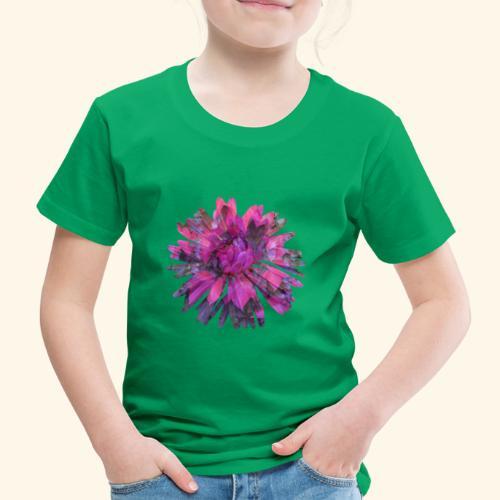 Herbstblume - Kinder Premium T-Shirt