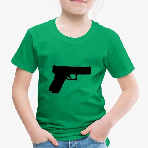 Pistol 88 C2 - Glock 17 Gen.3 - Premium-T-shirt barn