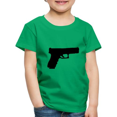 Pistol 88 - Glock 17C - Premium-T-shirt barn