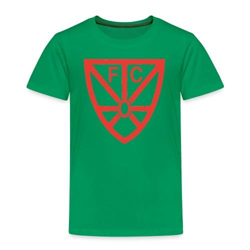 FCRWO Logo rot ohne hintergrund png - Kinder Premium T-Shirt