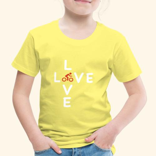 Fahrrad, Rennrad, Race-Bike - Kinder Premium T-Shirt