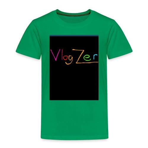 Womens V neck black New - Kids' Premium T-Shirt