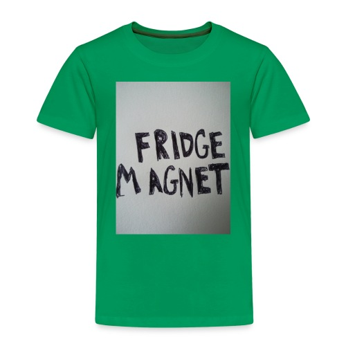 Fridge magnet - Kids' Premium T-Shirt