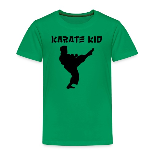Karate Kid - Kinder Premium T-Shirt