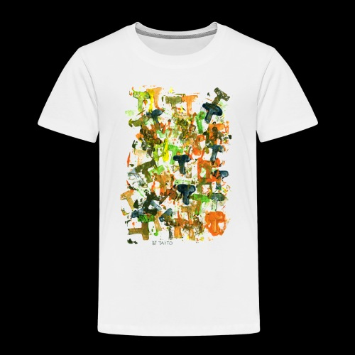 Autumn T BY TAiTO - Lasten premium t-paita