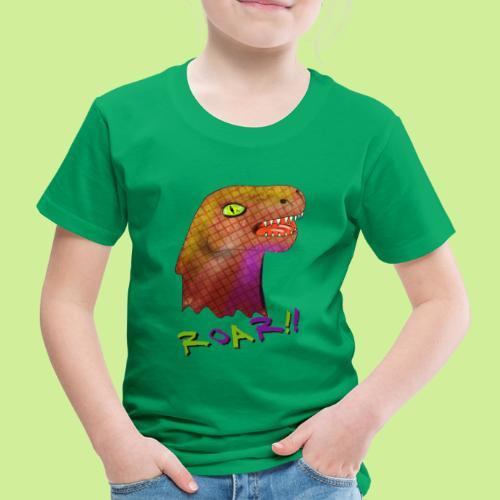 Dino - Kids' Premium T-Shirt