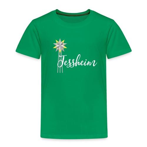 Jessheim Kepler Stjerne - Premium T-skjorte for barn