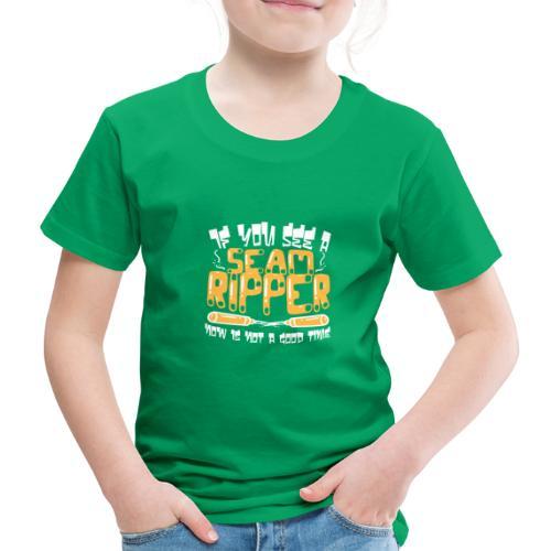 Seam Ripper - Kids' Premium T-Shirt