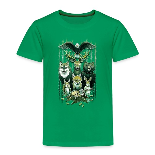 FoRest In Peace - Kids' Premium T-Shirt