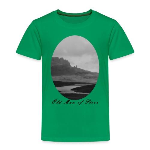 Old Man of Storr (Vintage) - Kinder Premium T-Shirt