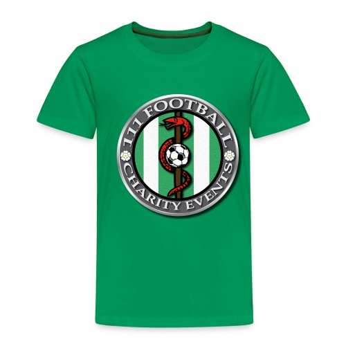 111 Football & Charity Events - Kids' Premium T-Shirt
