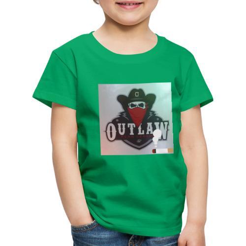 Nilsen Outlaw Smoke - Kids' Premium T-Shirt